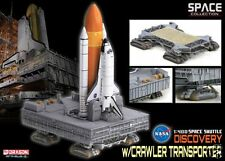 Dragon Models 1:400 56391 Space Shuttle Discovery w/Crawler Transporter
