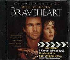 Braveheart Ost - James Horner Cd Perfetto