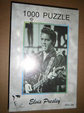 Puzzle 1000 ELVIS PRESLEY PIECES MASTER LINE Sealed 68 x 44 cm