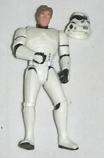 Star Wars HAN SOLO IN STORMTROOPER DISGUISE 1997 POTF Kellogg's Exclusive
