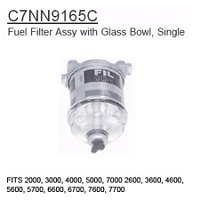 C7NN9165C Ford Tractor Parts Fuel Filter Assy with Glass Bowl, Single 2000, 3000