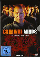 Criminal Minds - Die komplette 1. Staffel                            | DVD | 444