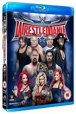 WWE Wrestlemania 32 [2 Blu-rays] + Hall of Fame 2016 *NEU* WM XXXII Blu-ray