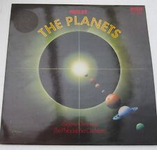HOLST EUGENE NORMANDY Philadelphia Orchestra THE PLANETS .RCA RED SEAL Excellent