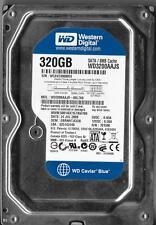 WESTERN DIGITAL WD3200AAJS-00L7A0 320GB SATA HARD DRIVE DCM: EBRNHTJCGN