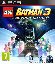 Lego Batman 3 Beyond Gotham PS3 * NEW SEALED PAL *