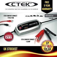 New CTEK Multi MXS 5.0 12V Car/Marine Battery Smart Charger & Conditioner