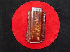 Kel-Tec PMR 30 leather extra mag carrier  burnish brown kwik & free