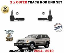 FOR JEEP GRAND CHEROKEE 2004-   2x OUTER STEERING TRACK RACK ROD END SET