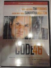 CODE 46 - FILM IN DVD - SOLO INGLESE -NO AUDIO ITA -visitate COMPRO FUMETTI SHOP
