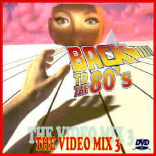 """Dj Video Mix """" BACK TO THE 80s 3 """" 90 Minutes Of Classic Hits!!!"""