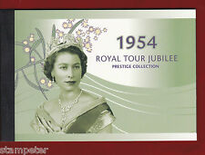 2002 Australia SG SP 17 Royal Tour Jubilee Prestige Booklet