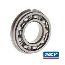6205-NR 25x52x15mm Open Type Snap Ring SKF Radial Deep Groove Ball Bearing