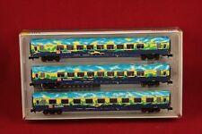 Minitrix 15426-2 Spur N DB Touristikzug 3er Set Zugschlussbeleuchtung/NEU/OVP
