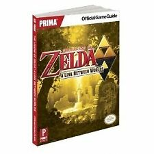 THE LEGEND OF ZELDA: A LINK BETWEEN WORLDS : WH2-R5/6 : PBL 210 : NEW BOOK