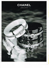 PUBLICITE ADVERTISING 014   2013   CHANEL   joaillerie