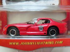 JOHNNY LIGHTNING - MOPAR MAYHEM - VIPER CLUB OF AMERICA - 2000 DODGE VIPER GTS
