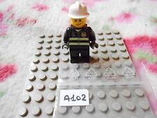 LEGO  VINTAGE  MINIFIG  OMINO     fireman  7239  7266  7324   65799  7240