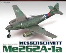 Academy 1/72 Messerschmitt Me 262A-1a Aero Plastic Model Kit NIB Military 12410