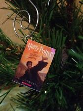 Harry Potter and the Deathly Hallows Mini Book Ornament