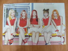 RED VELVET - Russian Roulette CD w/Photo Booklet +Photocard +Unfold POSTER