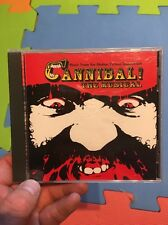 Cannibal! The Musical:Original Film Soundtrack OST CD Trey Parker Songs Troma