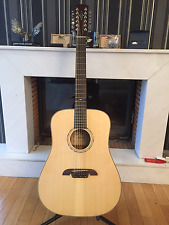 12 String ALVAREZ MD8012 Masterworks Dreadnought With Case NEW
