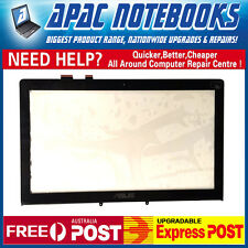 """ASUS 15.6"""" N550 Touch Screen Digitizer Front Glass with frame"""