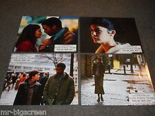 DIRTY PRETTY THINGS - ORIGINAL SET OF 8 FRENCH LOBBY CARDS - AUDREY TATOU