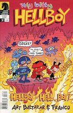 Itty Bitty Hellboy #3 (NM)`13 Baltazar/ Franco