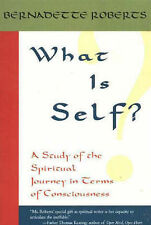 What is Self?: A Study of the Spiritual Journey in Terms of Consciousness, Rober