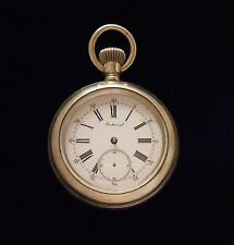 Longines Cross & Beguelin Centennial Pocket Watch from circa 1886