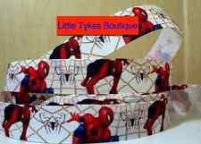 "Spiderman Ribbon 1"" Wide NEW UK SELLER FREE P&P"