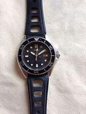 Vintage Seiko Diver 2625 Quartz Watch With Original Band