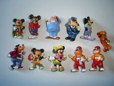DISNEY MICKEY MOUSE & FRIENDS 1989 KINDER SURPRISE FIGURES SET -  COLLECTIBLES