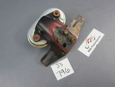 1967 HONDA CT90 TAIL LIGHT Rear TAILLIGHT with license plate bracket