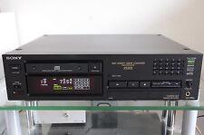 Sony CDP-X55ES CD-Player mit Zubehör