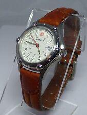 Wenger Sak Design Swiss Army Standard Issue Watch - Works