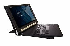 MoKo Lenovo Yoga 10.1 Inch Tab Keyboard Cover Case + Wireless Bluetooth Keyboard