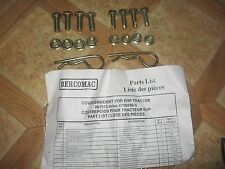 Bercomac Berco Snowblower Snow Blower Counterweight Hardware Pack Only