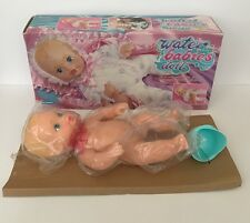 Vintage New Playmates Water Babies Doll 1991 RARE!