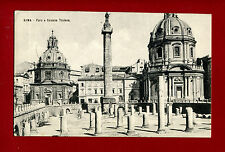 CARTOLINA - ROMA FORO E COLONNA TRAIANA
