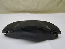 11 12 13 14 DODGE Avenger Dash Black White Stitching Leather Top Trim Cover OEM