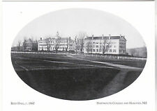 "*Postcard-""Campus w/ Reed Hall"", 1860-  Dartmouth College & Hanover, NH (#166)"