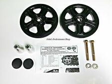 "Arctic Cat Black Rear Idler Wheel Kit 8"" 12-17 XF M ZR 137"" 141"" 153"" 6639-621"