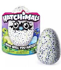 Hatchimals Blue/Green Hatching Egg Toy Brand New In Box Free Shipping