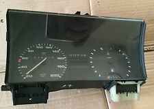 VW GOLF JETTA MK2 1.6 DIESEL INSTRUMENT CLUSTER SPEEDO CLOCKS TACHO 27