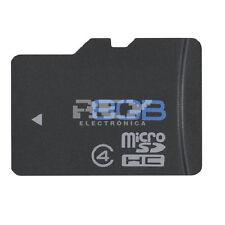 """Tarjeta Memoria Micro SD SDHC 8GB Card  """"Envío desde ESPAÑA"""" v52"""