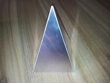 Orgone Aluminium Resin Casting Nubian Pyramid Mold / Mould 80mm x 80mm base