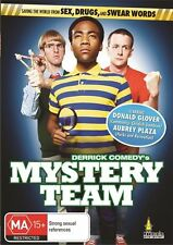 Mystery Team (DVD, 2011) NEW/SEALED [ALL Regions]  Derrick Comedy's